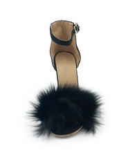 Fox Fur Heels - paulamariecollection