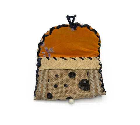 Leopard Print Coin Purse Wallet - paulamariecollection