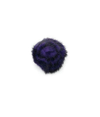 Mink Fur Rose Broach - paulamariecollection