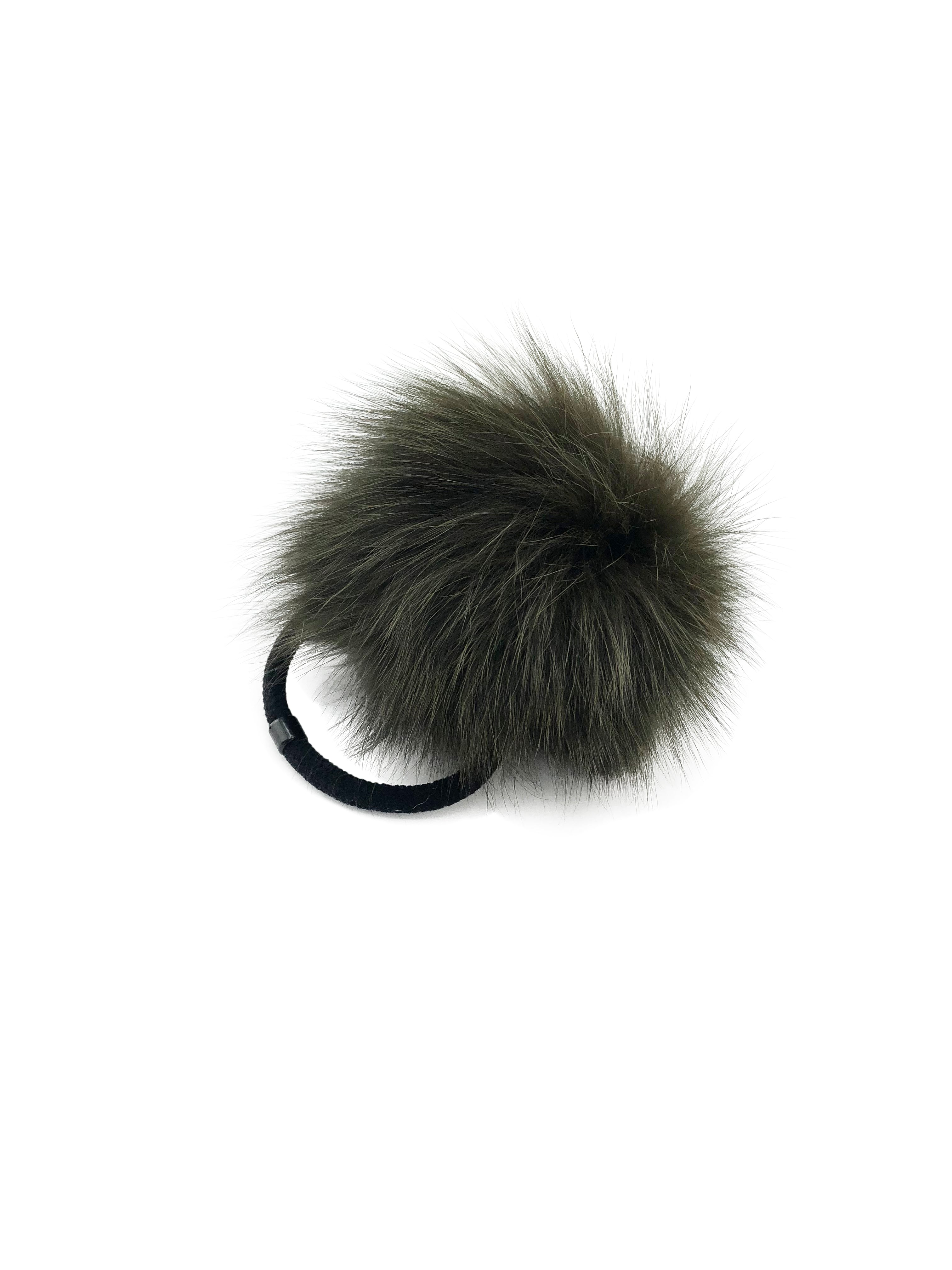 Fox Fur Hairband - paulamarie