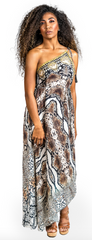 Cobra 3-Way High Low Dress - paulamariecollection
