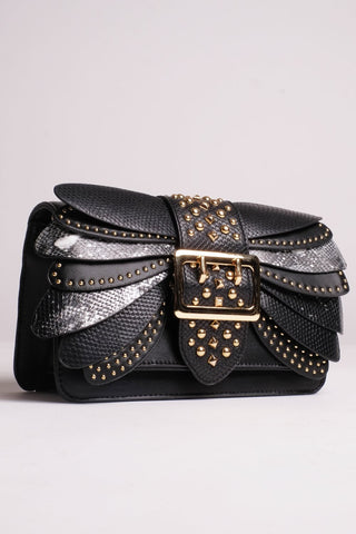 Studded Leather Bag - paulamariecollection