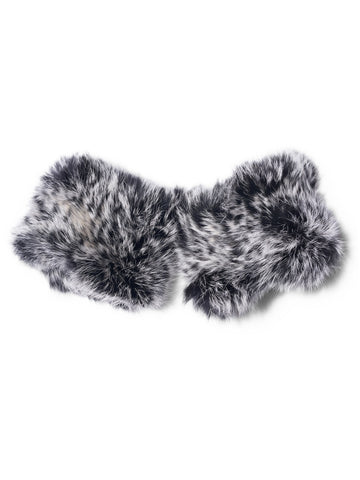 Rabbit Fur Cuffs - paulamarie