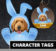 Character Tags - Aw Paws