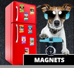 Photo Magnets - Aw Paws