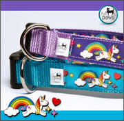 Unicorn Dog Collar