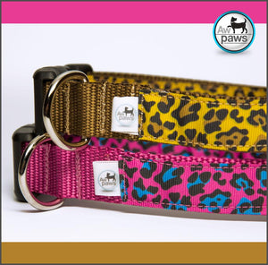 Cheetah - Dog Collar
