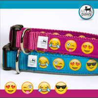 Emojis - Dog Collar