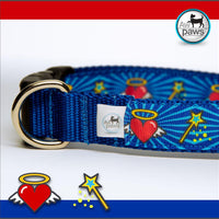 Angel Hearts Dog Collar