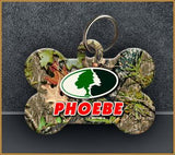 MOSSY OAK CUSTOM TAGS - KIMBER