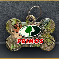MOSSY OAK CUSTOM TAGS - KIMBER - Aw Paws
