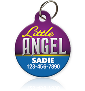 Little Angel - Pet ID Tag