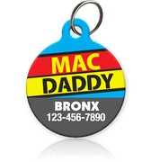 Mac Daddy - Pet ID Tag