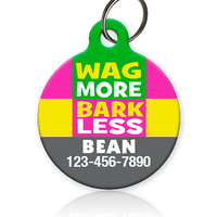 Wag More - Pet ID Tag