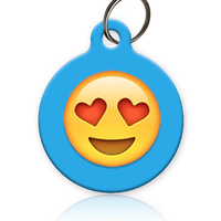 Emoji Faces - Pet ID Tag