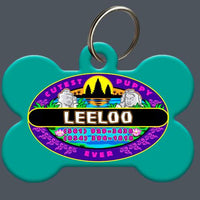 LEELO - CUSTOM Tag - Aw Paws