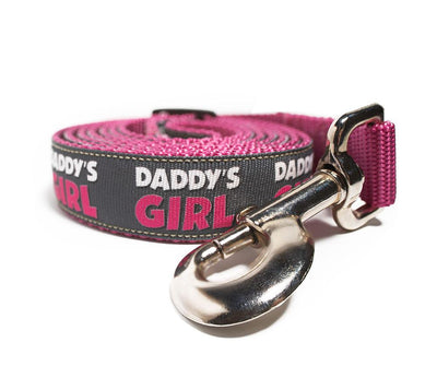 Daddy's Girl Dog Leash