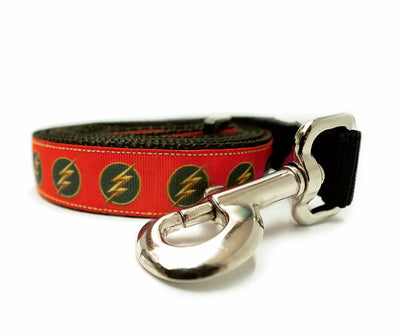 flash dog leash