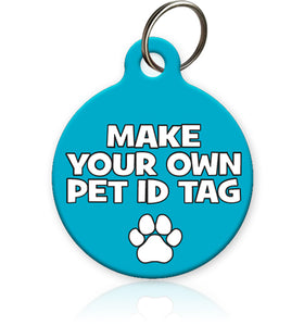 Make Your Own - Pet ID Tag
