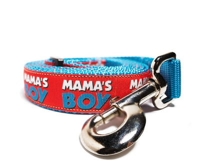 Mama's Boy Dog Leash