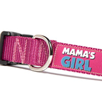 Mama's Girl Dog Collar