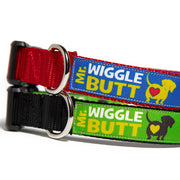 Mr Wiggle Butt Dog Collar