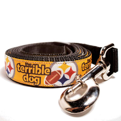 Pittsburgh Steelers Terrible Dog Leash