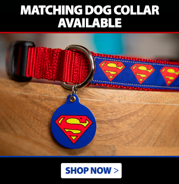 superman-dog-collar