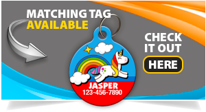 unicorn-pet-id-tag