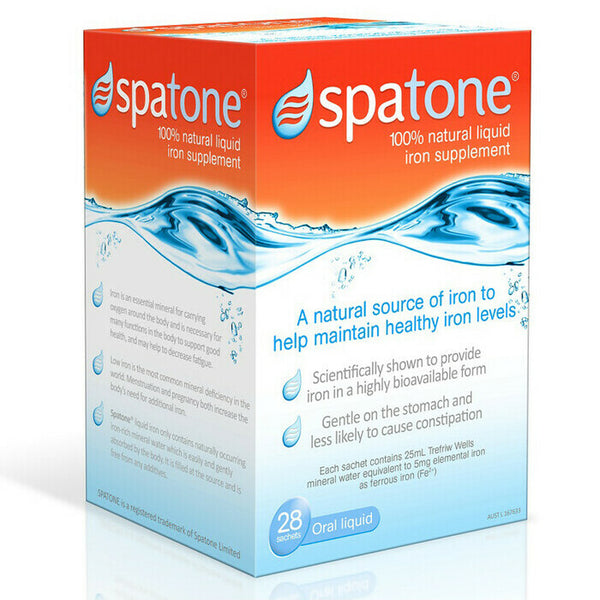 Spatone Liquid Iron 28Sch Iron Supplement