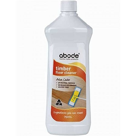 Abode Timber Floor Cleaner Atlas Cedar 750ml | ABODE