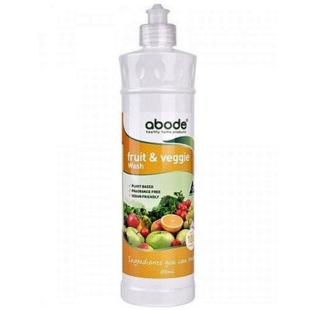 fruit & vegetable wash 600ml | ABODE