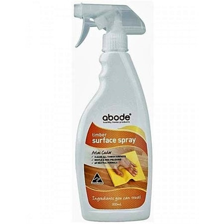 Abode Timber Surface Cleaner Atlas Cedar 500ml | ABODE