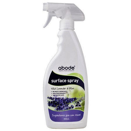 Abode Surface Cleaner Lavender & Mint 500ml | ABODE