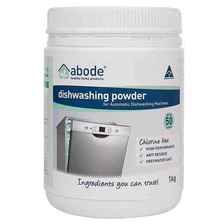 Abode Auto Dishwashing Powder 1Kg | ABODE
