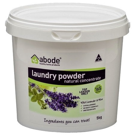Abode Laundry Powder Lavender & Mint 5Kg | ABODE