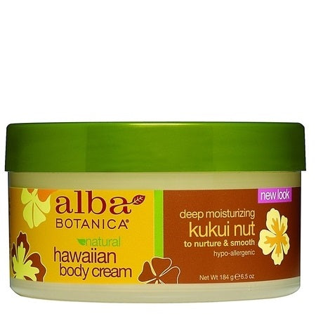body cream kukui nut 184g | ALBA BOTANICA