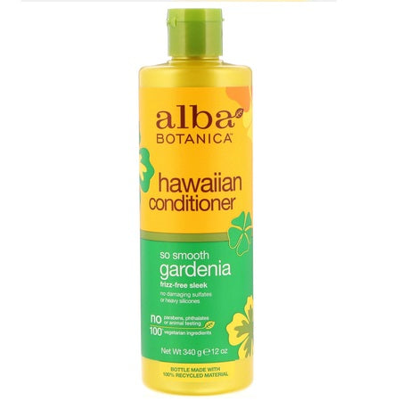 Alba Botanica Gardenia Hydrating Conditioner 340ml | ALBA BOTANICA