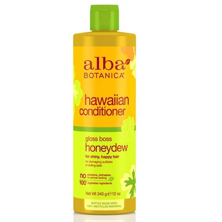 honeydew nourishing conditioner 340ml | ALBA BOTANICA
