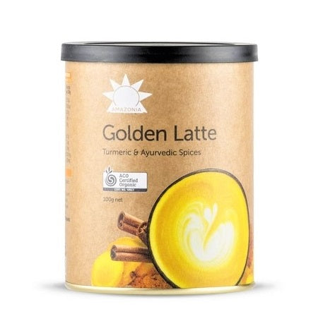 Amazonia Golden Latte 100g