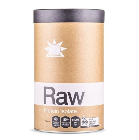 Amazonia Raw Protein Isolate Natural 500g