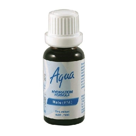 Aqua Hydration Male PM Drops 20ml | AQUA HYDRATION