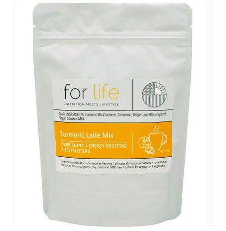turmeric latte mix 150g | FOR LIFE