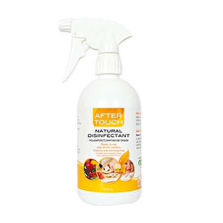 natural disinfectant 500ml ea (bx12) | AFTER TOUCH
