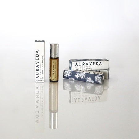 Auraveda F1 Abundance (Positivity & Strength) 7ml | AURAVEDA