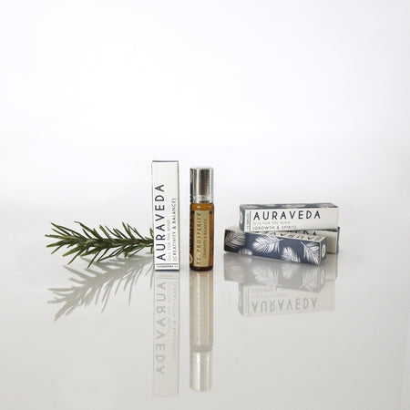 f2 prosperity (creativity & balance) 7ml | AURAVEDA