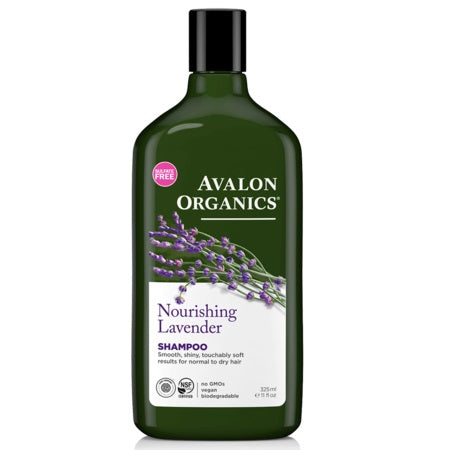 NOURISHING LAVENDER SHAMPOO 325ml | AVALON