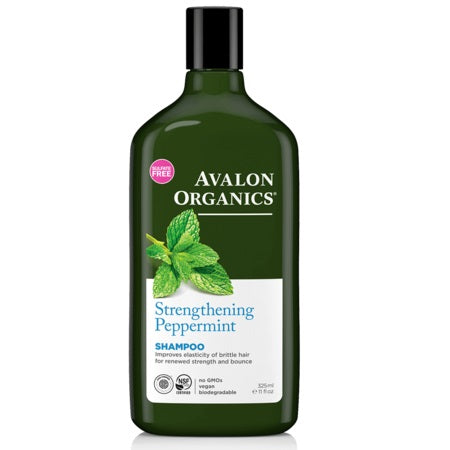 Avalon Strengthening Peppermint Shampoo 325ml | AVALON