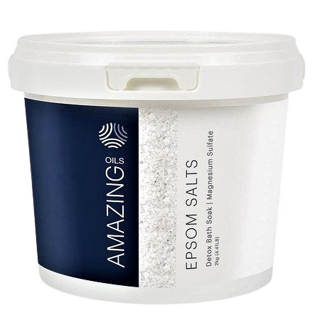 Amazing Oils Epsom Salt Flakes 2kg