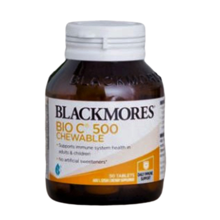 Blackmores Bio C Chewable 500mg 200tabs Vitamin C | BLACKMORES